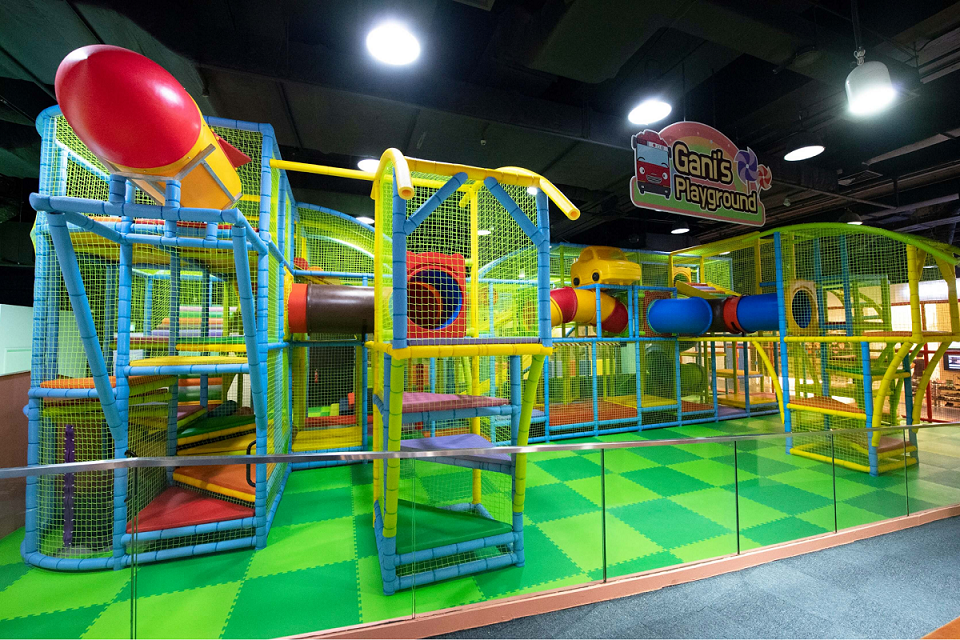 Best Indoor Playgrounds In Singapore - Tayo Station