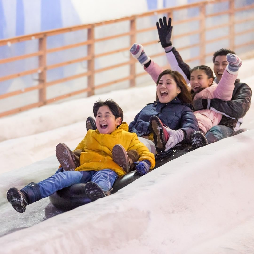 Best Indoor Playgrounds In Singapore - Snow City