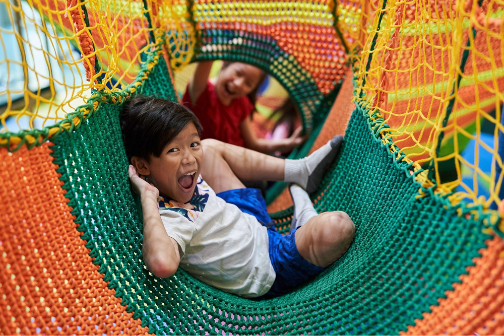 Best Indoor Playgrounds In Singapore - Kidz Amaze Safra Jurong