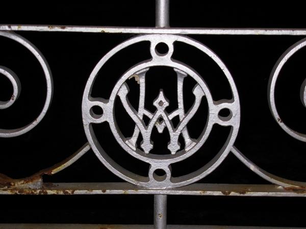 Wellington House motifs