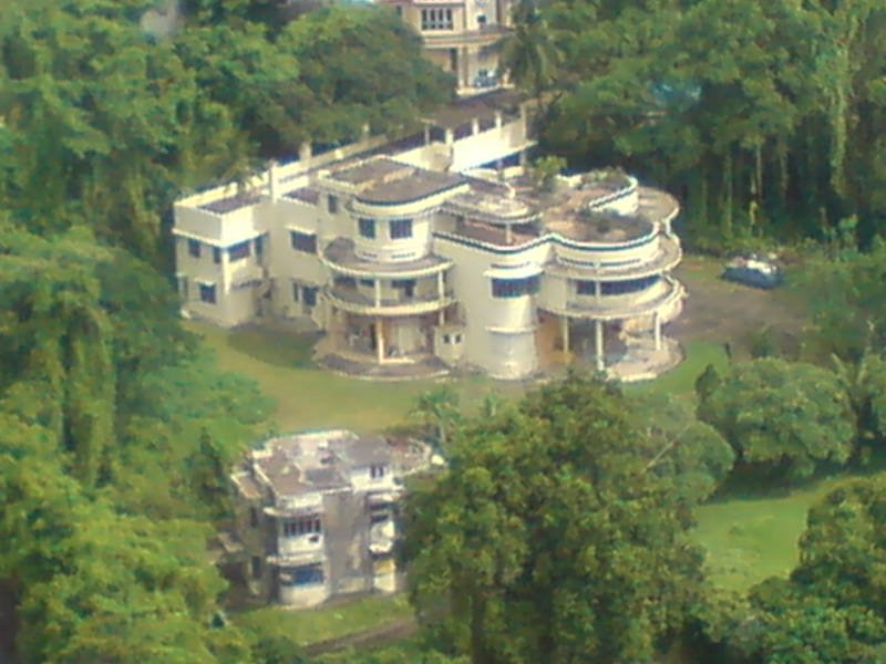 Chee Guan Chiang House aerial view