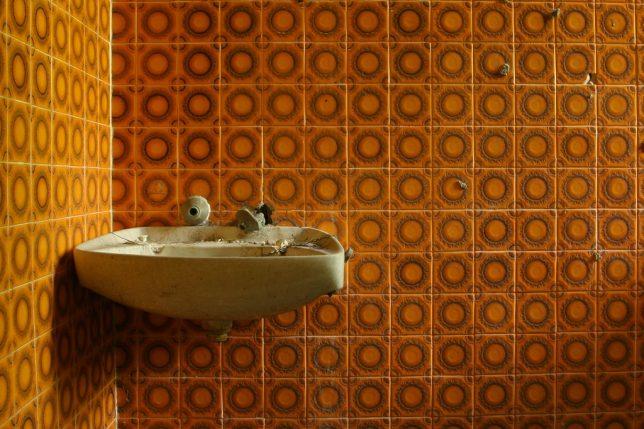Bathroom at Chee Guan Chiang House