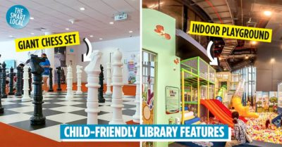 Child-Friendly Library Features Cover Image