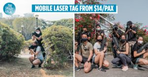 GO Team Singapore Laser Tag Cover Image