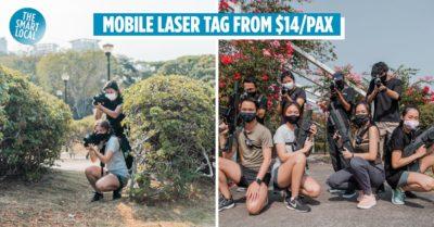 GO Team Singapore Laser Tag Cover Image