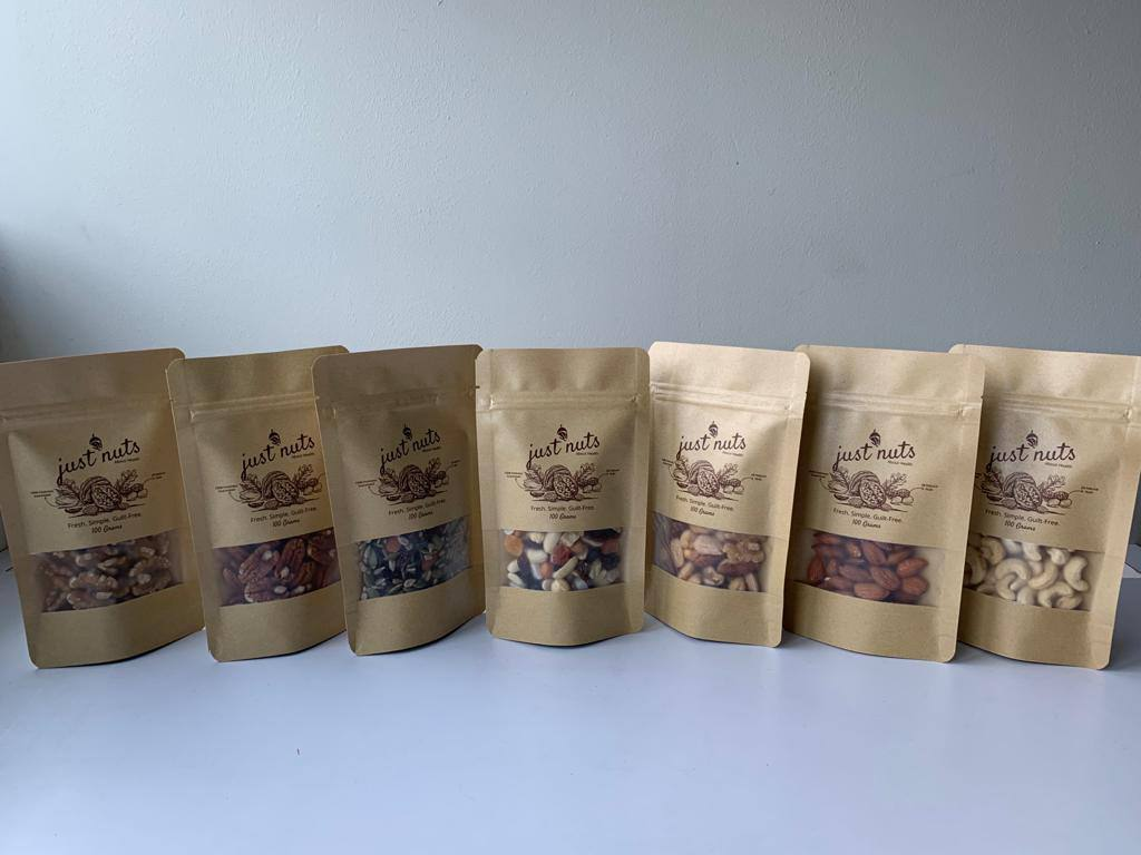 Healthy snacks delivery service Singapore - Just Nuts (2)