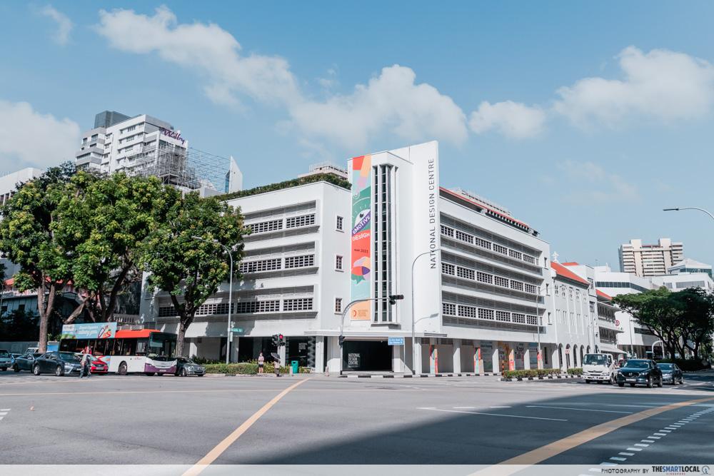 National Design Centre Singapore Bugis