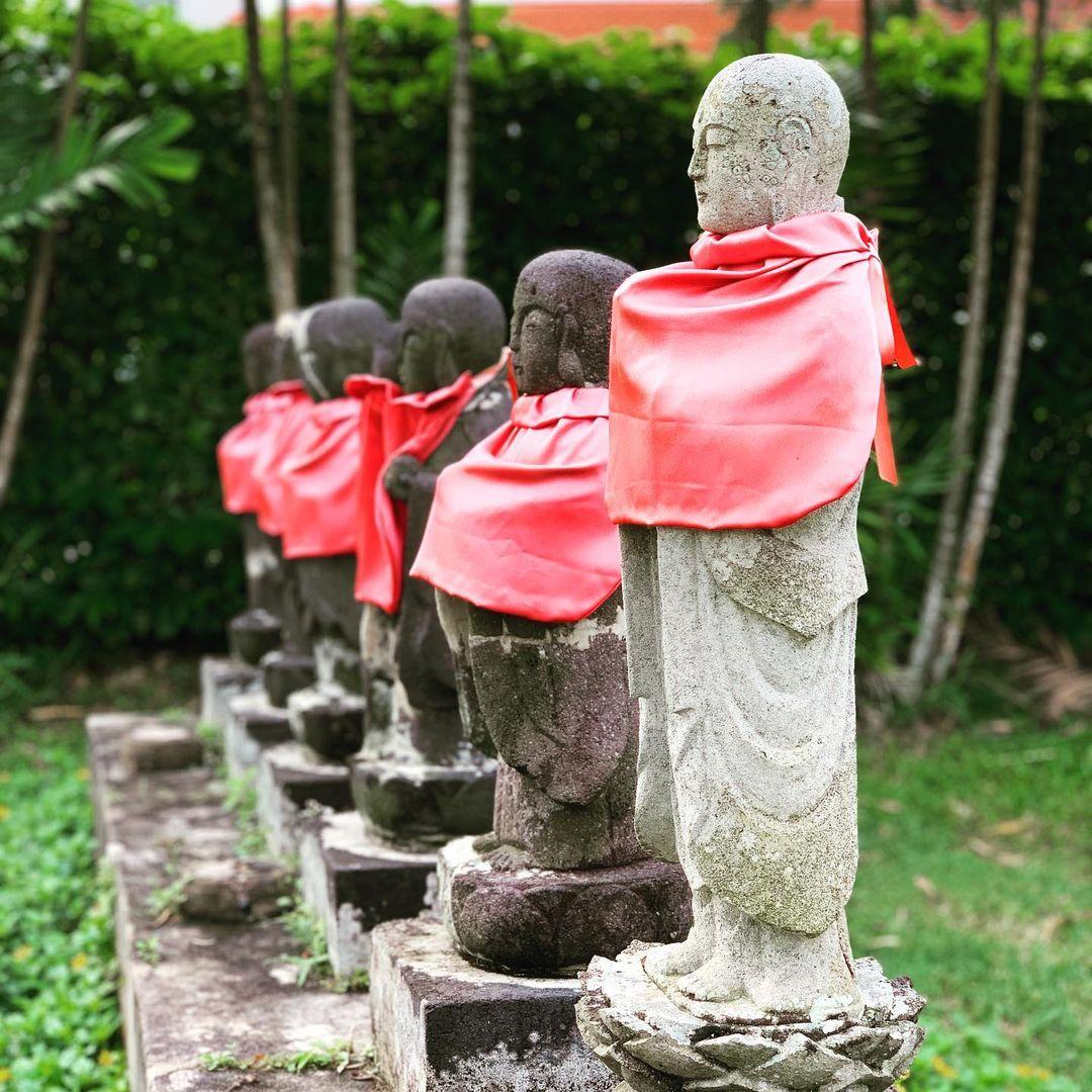Japanese Cemetery Park