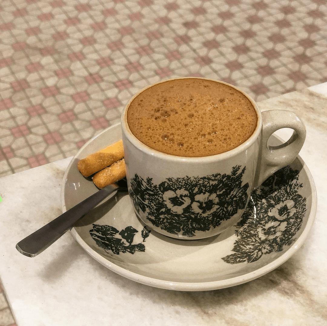 Cup of Kopi