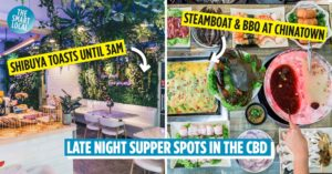 Late Night Supper Spots Cover Image