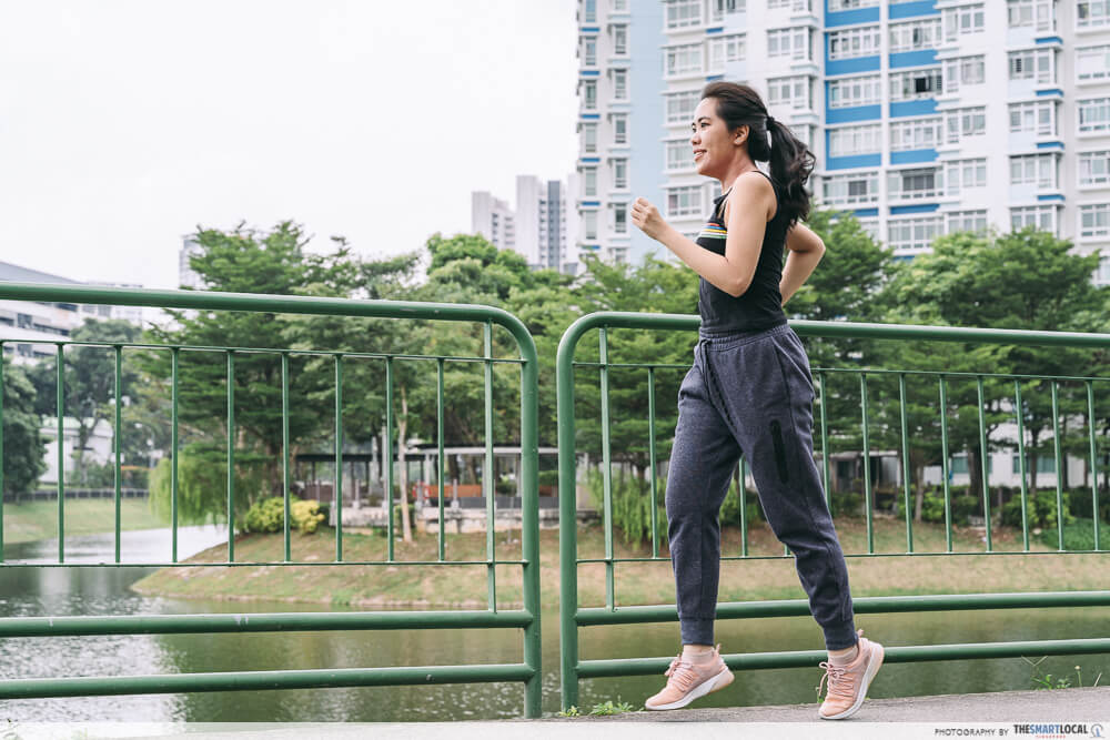 Jogging Singapore Fitness Exercise