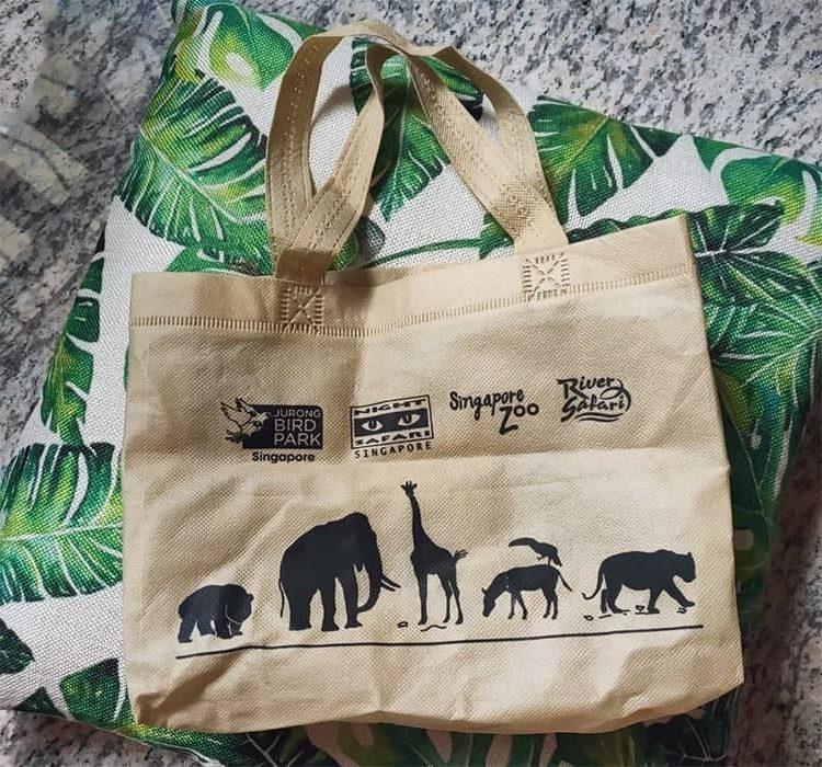 Night Safari bag