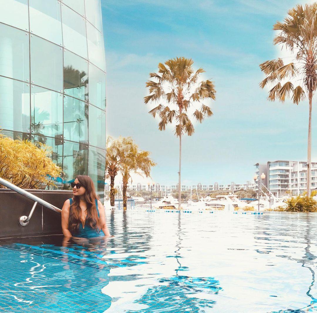 ONE°15 Marina Sentosa Cove - Infinity Pool