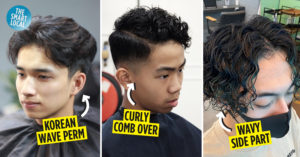 Perm Hairstyles for Men