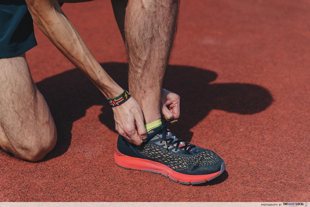 ippt running tips - Running Shoe