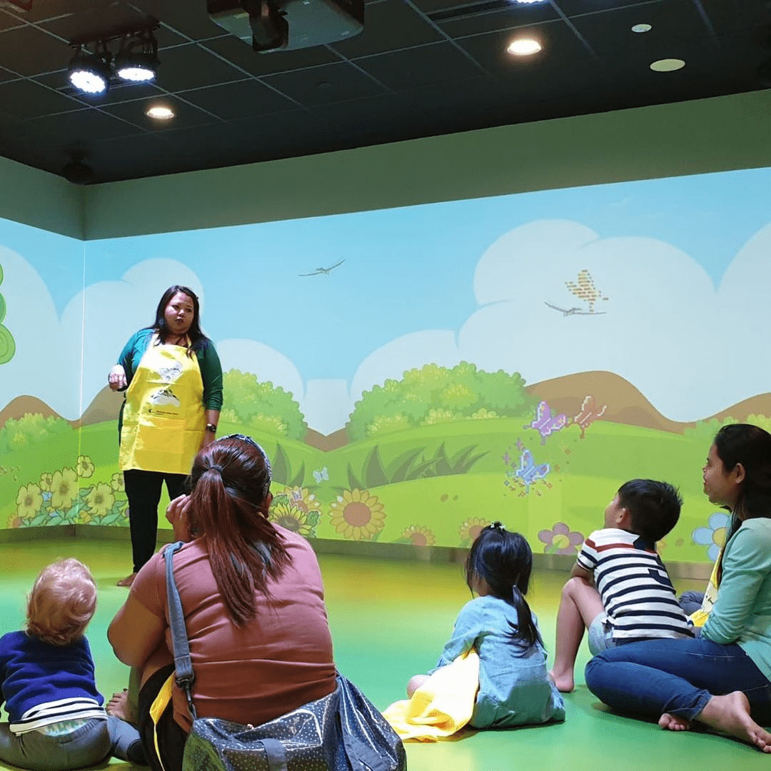 Stories Come Alive Room