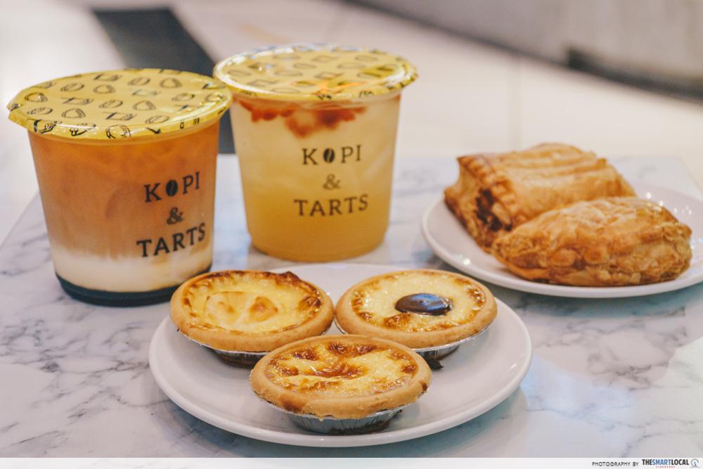 Kopi & Tarts