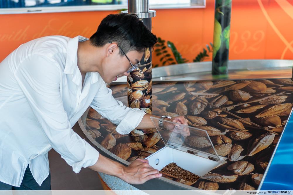 Tiger brewery tour - malt