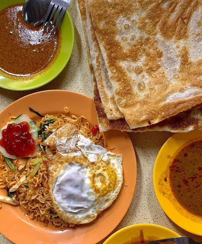 Chindamani Indian Food Stall