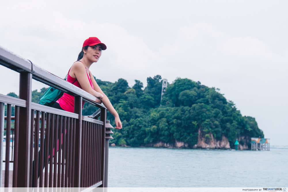 Ulu breakfast spots in Singapore and activities nearby - Labrador Nature Reserve