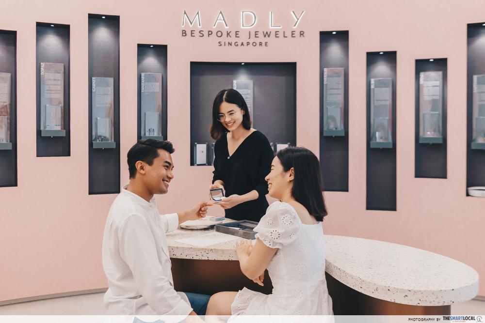Madly Gems Singapore - Bespoke Jeweller
