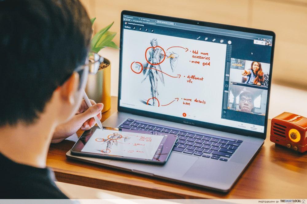 YouthTech Digital Designer