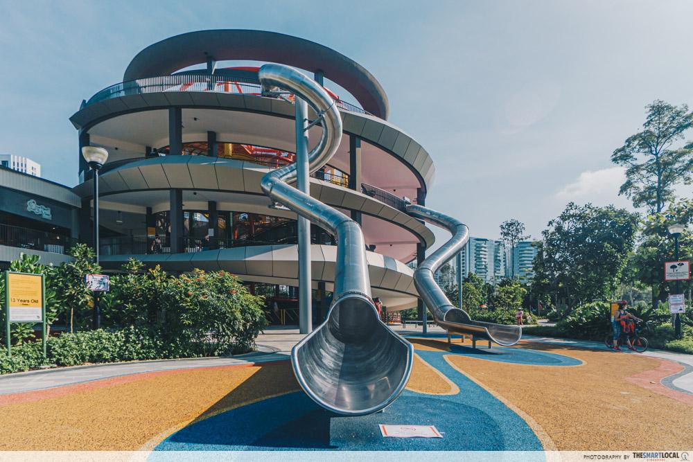 Coastal PlayGrove - Play Tower
