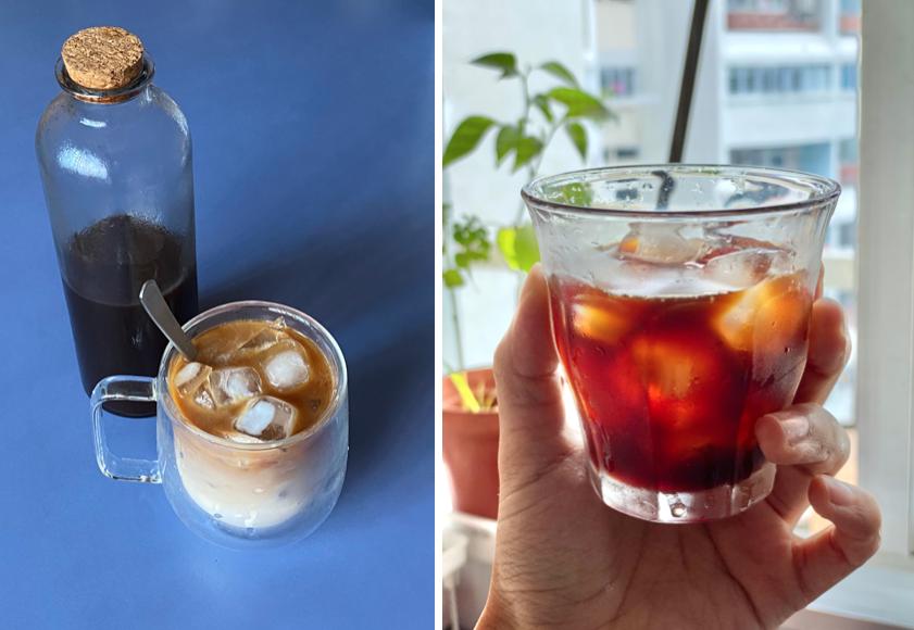 cure for sensitive teeth - avoiding coffee