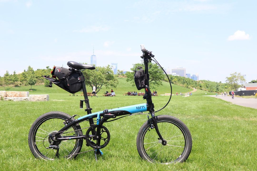 tern link d8 - best foldable bicycles in singapore