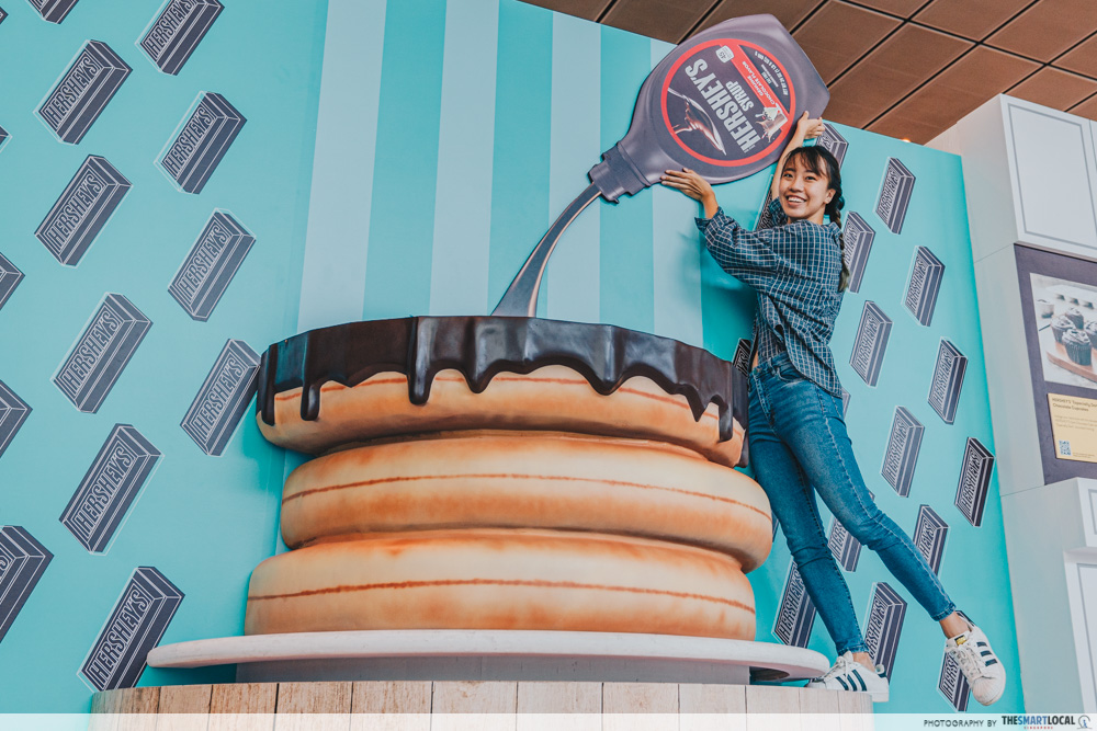 larger-than-life installations