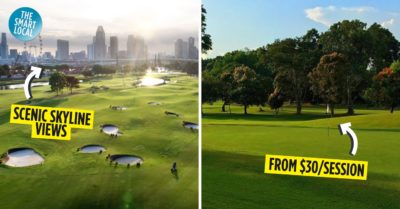 Places to golf cover image
