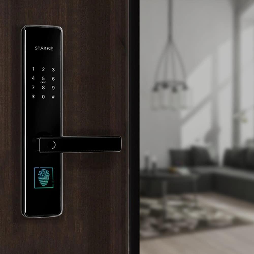 Starke Seamless Designer Digital Lock - Best digital lock in Singapore