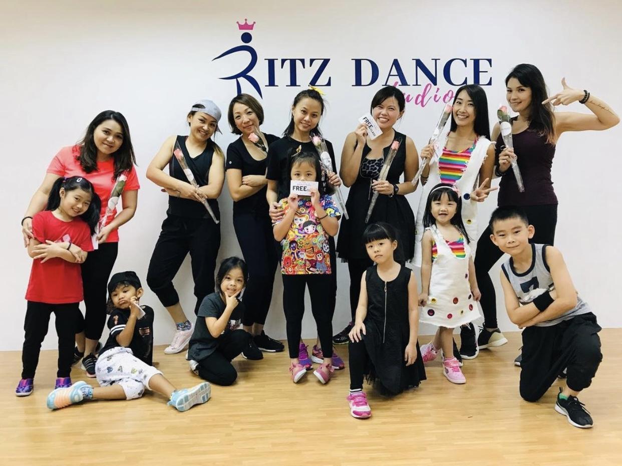 beginner hip-hop dance classes - Ritz Dance Studio