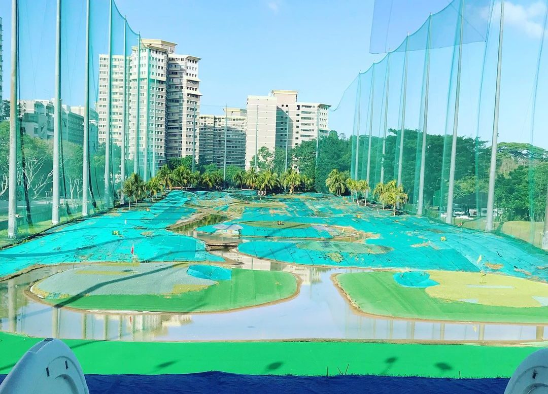 Bukit Batok Golf Centre Driving Range