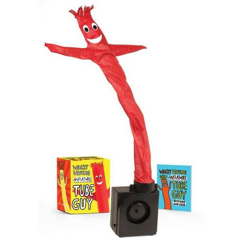 Waving inflatable tube guy