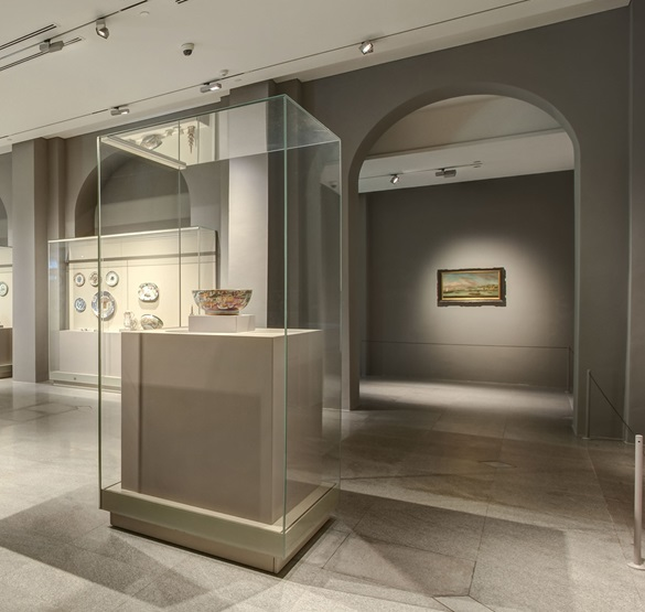 Asian Civilisations Museum - Maritime Trade and Court & Company Galleries
