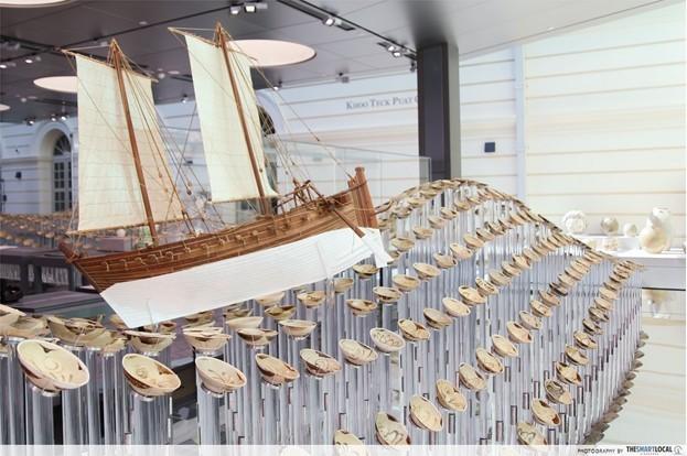Asian Civilisations Museum - Tang Shipwreck