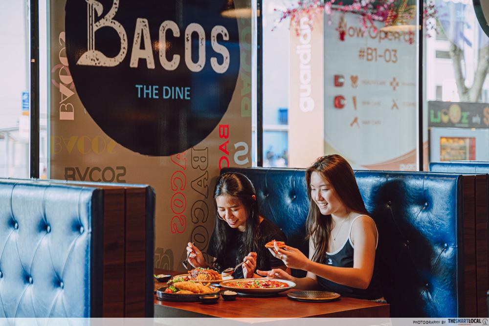 Tekka Place - Bacos the Dine