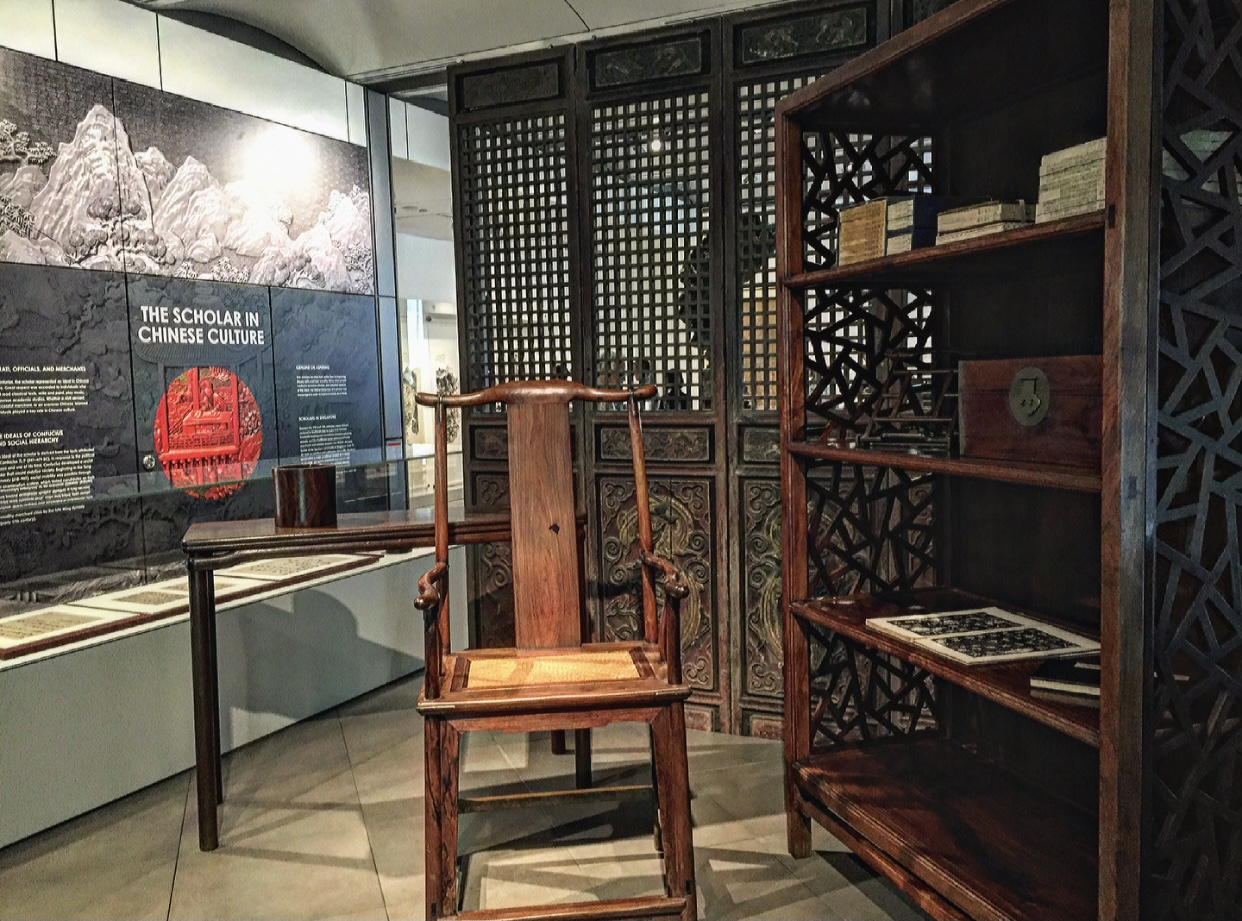Asian Civilisations Museum - Scholars in Chinese Culture Gallery