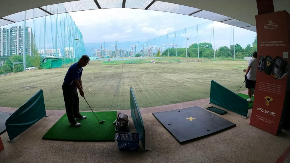 PAR Golf Driving Range