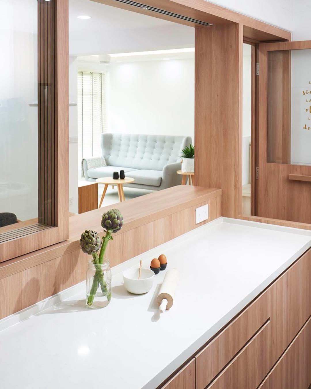 Money-saving kitchen renovation hacks - quartz countertop