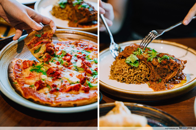 Tekka Place - Bacos the Dine food
