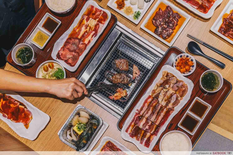 yakiniku-go new cafes restaurants march 2021