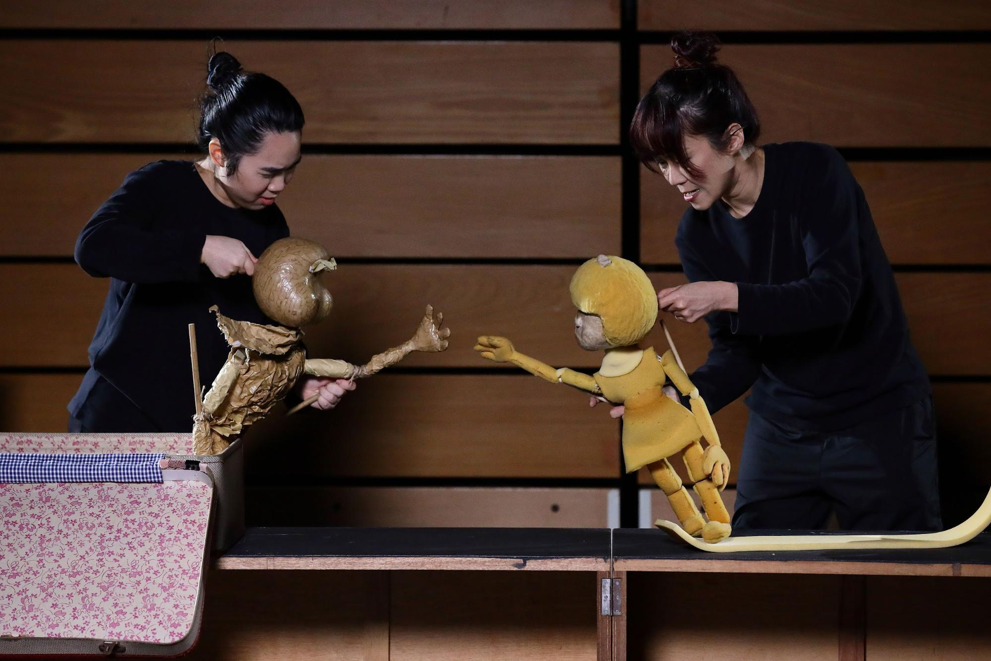 Arts In Your Neighbourhood 2021 - Pasir Ris: The Puppeteer Prepares