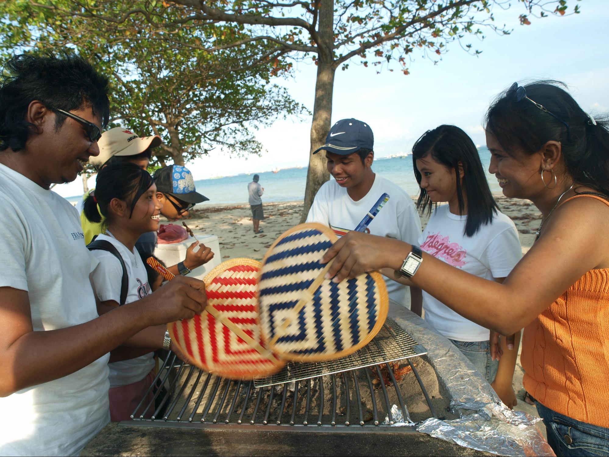Sembawang Park - BBQ