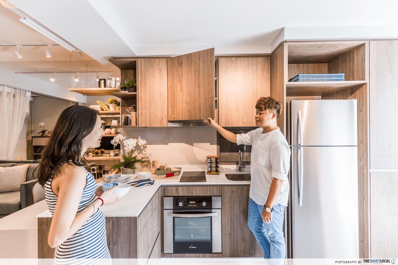 Money-saving kitchen renovation hacks - existing layout