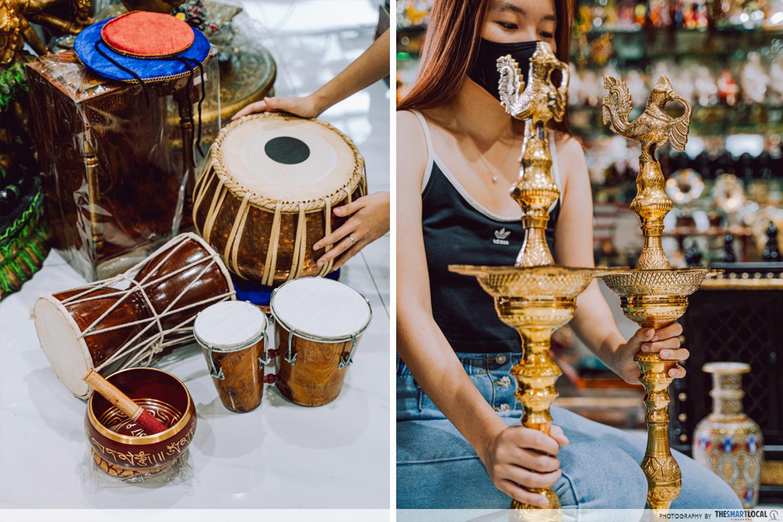 Tekka Place - Arts & Culture items