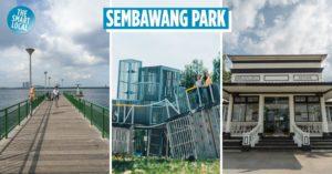Sembawang Park cover image