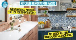 Money-saving kitchen renovation hacks cover image