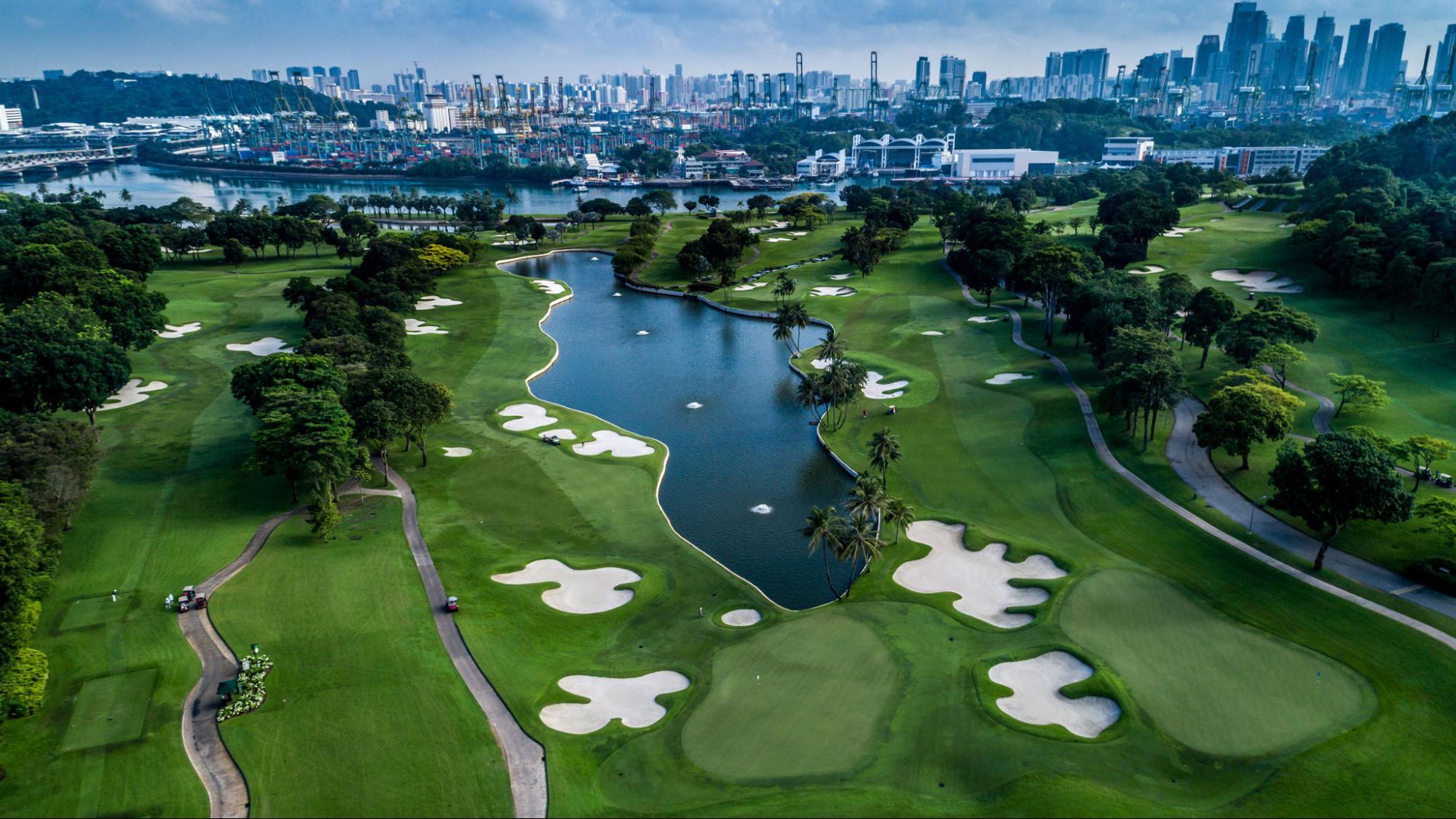 Sentosa Golf Club